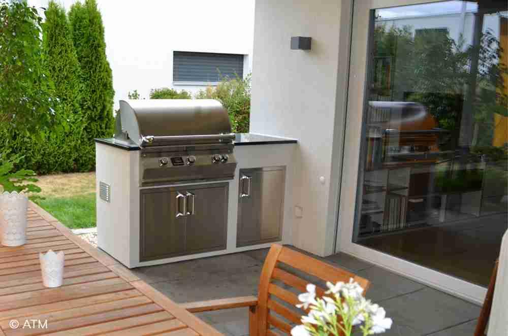 Outdoor Küchen Trend : Outdoor küchen